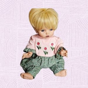 Vintage BABY SO BEAUTIFUL DOLL 1995 Playma…